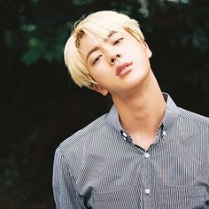 WEBSTA @ jin.bts - ; star1 magazine 💛-
