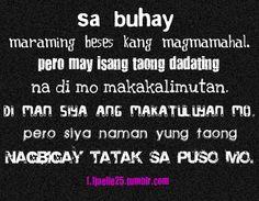 tagalog quotes tagalog quotes tagalog quotes Goodbye Love Quotes, Good Goodbye, Broken Family Quotes, Farewell Quotes, Tagalog Love Quotes, Broken Families, Love Quotes With Images, Funny Quotes, Sad