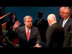 """""""I, António Guterres..."""" - Jornal Tornado"""