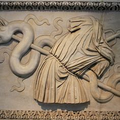 Roman art in the Naples Archaelogical Museum