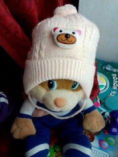Lovely Baby Soft Crochet Bear Hat  #babyhats #babyheadbands #baby    #babytibet