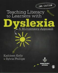 The second edition of this bestselling book provides a structured multi-sensory programme for teaching literacy to children and young people from 5-18 with dyslexia and other specific literacy difficu