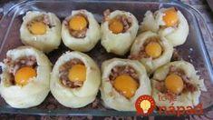 Bombové plnené zemiaky s mäsom a syrom: Príloha aj hlavné jedlo v jednom!