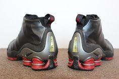 Nike Shox Vince Carter 2001 (Black/Varsity Red – Metallic-Silver)