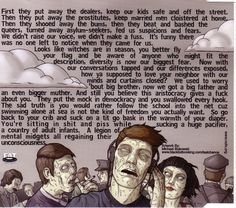 Regaining Unconsciousness -- NOFX (back cover) Punk Rock Lyrics, Punks Not Dead, Married Men, Rock Posters, Spoken Word, I Feel Good, Music Lyrics, Novels, Songs