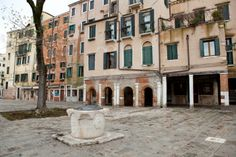 Jewish Ghetto, Venice on Sacred Destinations.