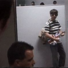 """ ""noel in australia "" "" Gene Gallagher, Lennon Gallagher, Oasis Band, Look Back In Anger, Alka Seltzer, Britpop, Favorite Person, Kisses, Musicians"