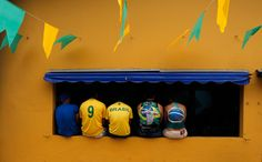 Copa das Copas? Matthias Schrader/Associated Press