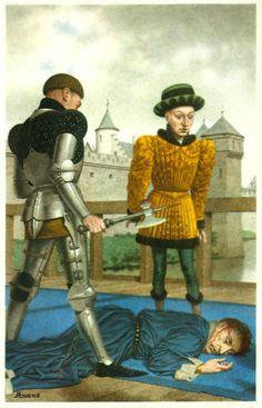 10 septembre 1419 : assassinat de Jean sans Peur