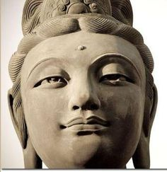 devoted to images of Buddhism. love the feelings of peace they evoke in me. Buddhist Wisdom, Buddhist Symbols, Buddha Buddhism, Buddha Art, Buddha Head, Buddha Statues, Spiritual Wisdom, Chakra, Les Themes