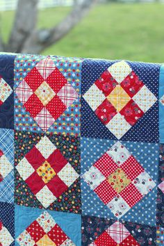 New Gingham Girls Pattern - A Stitch in Time by Amy Smart