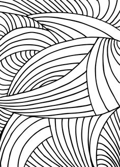 Free printable Doodle Coloring Dawings for beginners, coloring sheets, and illustrations. Abstract art PDF coloring pages. Hours of calming coloring activities. Doodle Coloring, Abstract Drawing Doodles, Christmas Coloring Pages, Drawings, Abstract Drawings, Abstract Coloring Pages, Mandala Coloring Pages, Abstract, Coloring Pages