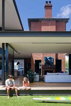 Victorian Heritage Villa Renovated by Matt Gibson in Melbourne