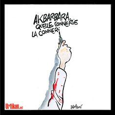 Je suis Charlie - Dessin de Samson - Les hommages dessinés à Charlie Hebdo #je_suis_charlie