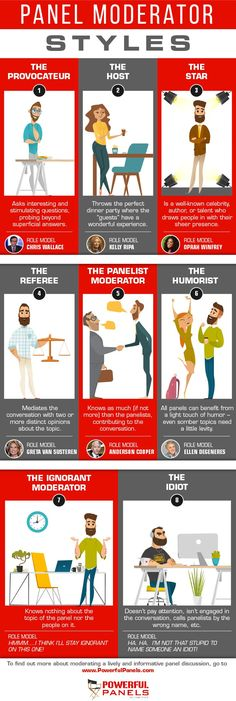 the Awesome Bar, the BA getting stronger and stronger Chris Wallace, Anderson Cooper, Kelly Ripa, Ellen Degeneres, Role Models, Different Styles, Infographics, Author, Bar