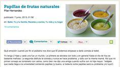 Sopa de fideos para tu hijo | Blog de BabyCenter