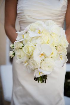 white on white on white Photography by puresugarstudios.com, Floral Design by…
