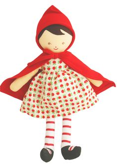 Alimrose Little Red Riding Hood