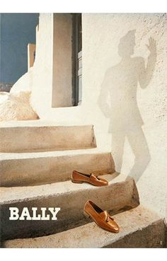 Best news for fashion Bally Poster, Poster Ads, Vintage Shoes, Vintage Ads, Vintage Posters, Advertising And Promotion, Print Advertising, Shoes Ads, Men's Shoes