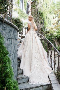 FARIDE WEDDING DRESS By OKSANA MUKHA