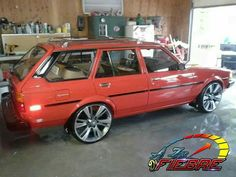 Japanese Cars, Vintage Japanese, Corolla Wagon, Wagon Cars, Import Cars, Toyota Cars, Hot Rides, First Car, Toyota Corolla