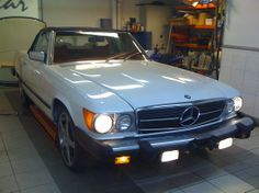 Mercedes-Benz SL 450SL  1977, 150000 km, kr 49999,- -