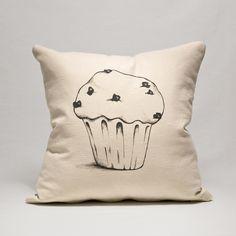 """Muffin pillow""  more on https://www.facebook.com/miss.machine.hand.made"