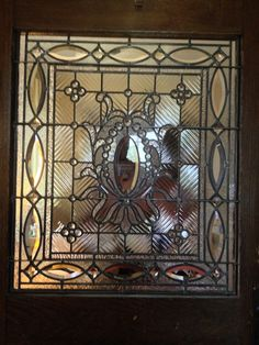Victorian Jeweled Window Restoration Phoenixville, PA