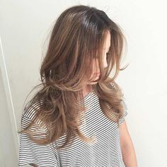 Chin-Length Layers Haircut