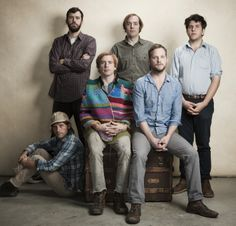 """Dr. Dog - Each member of the band has a nickname beginning with the letter """"t"""" drawn from all aspects of their lives and personalities."""