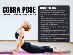 #1. Cobra Pose Read Also: Yoga Pose of the Day – Cobra Pose (Bhujangasana) #2. Bow Pose Read Also: Yoga Pose of the Day – Bow Pose (Dhanurasana) #3. Boat Pose Read Also: Yoga Pose of the Day – Navasana (Boat Pose) #4. Plank Read Also: 4 Yoga Poses[.....]