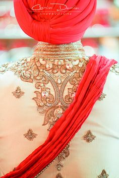 "punjabi-weddings: ""Photographer: Cosmin Danila Photography """