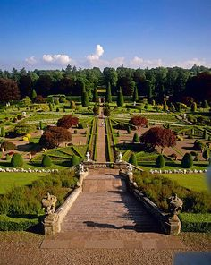 Drummond Castle Gardens | Flickr - Photo Sharing!