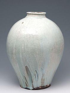 Large jar by Anne Mette Hjortshøj, via modernpots.com