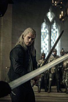 The Witcher Geralt, Geralt Of Rivia, Henry Cavill, Beetlejuice, Tim Burton, A Clash Of Kings, Yennefer Of Vengerberg, Henry Williams, Cat Species