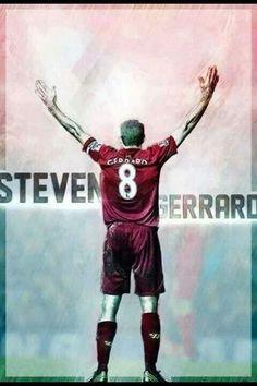 Steven Gerrard Liverpool Captain, Liverpool Champions, Liverpool Legends, Liverpool Players, Liverpool Football Club, Liverpool Fc, Steven Gerrad, Kun Aguero, France Football