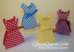Qbee's Quest: Dress Up Lip Balm Holder