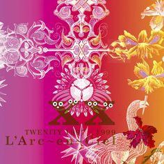 TWENITY 1997-1999 #larcenciel #hyde #tetsuya #ken #yukihiro #laruku #japanese #music #art #TWENITY