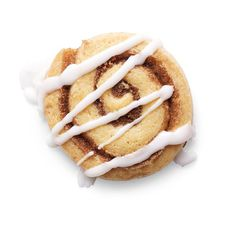 How amazing (and simple) is this cinnamon roll sugar cookie recipe?