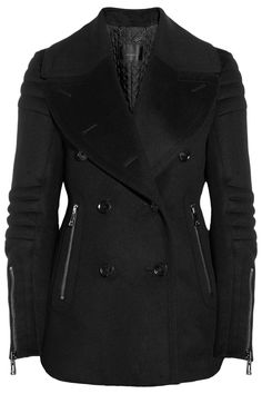 Belstaff Croft wool and cashmere-blend coat want one!