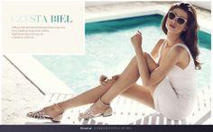 Odkryj najnowsze trendy na www.kazar.com #kazar #trendy #new #look #summer #wiosna #lato #moda #fashion #styl #buty #shoes #szpilki #biel #white