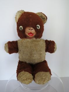 Teddy Bear Vintage by VintageCocobytheLake on Etsy, $49.95