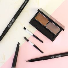 LIOELE AUTO EYEBROW this is one of the most popular products of Lioele by far. Eyebrows, Korean, Cosmetics, Cake, Beauty, Eye Brows, Korean Language, Kuchen, Brows