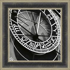 MidwestArtFrame Pieces Of Time I by Tony Koukos Framed Photographic Print