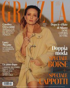 Grazia Magazine, Amy Winehouse, Cover Photos, Victoria Beckham, Madonna, Tory Burch, Michael Kors, Actresses, Magazine Covers