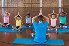 Yoga for kids: How to get your Zen on with your whole family