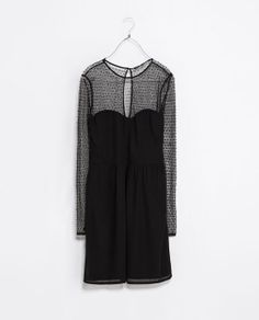 Image 5 of EMBROIDERED DRESS from Zara