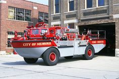 wi , milwaukee fire department : old special unit