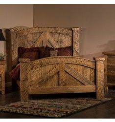Mountain Mill Classic Bed