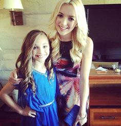 Maddie and Payton List! So beautiful!
